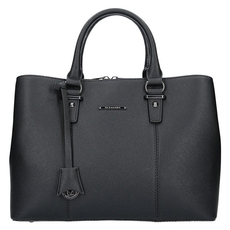 Dámska kabelka Hexagona 645152 - čierna