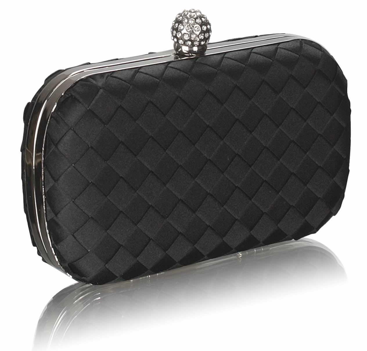 Dámska listová kabelka LS Fashion Sophie - čierna