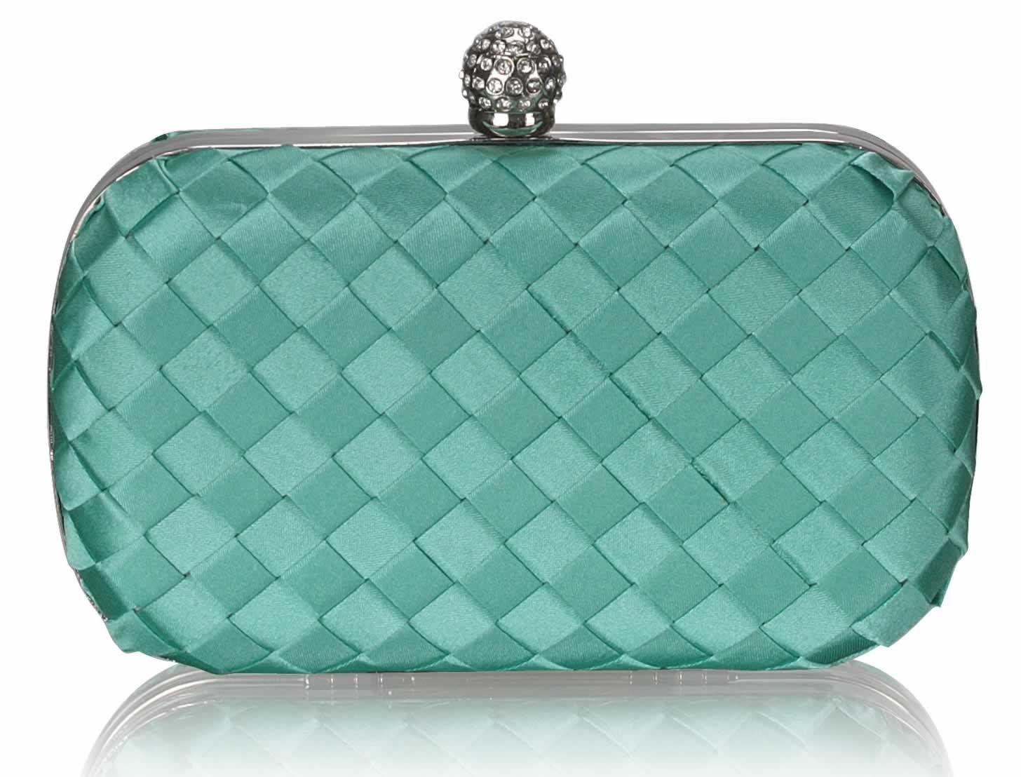 Dámska listová kabelka LS Fashion Sophie - tyrkysová