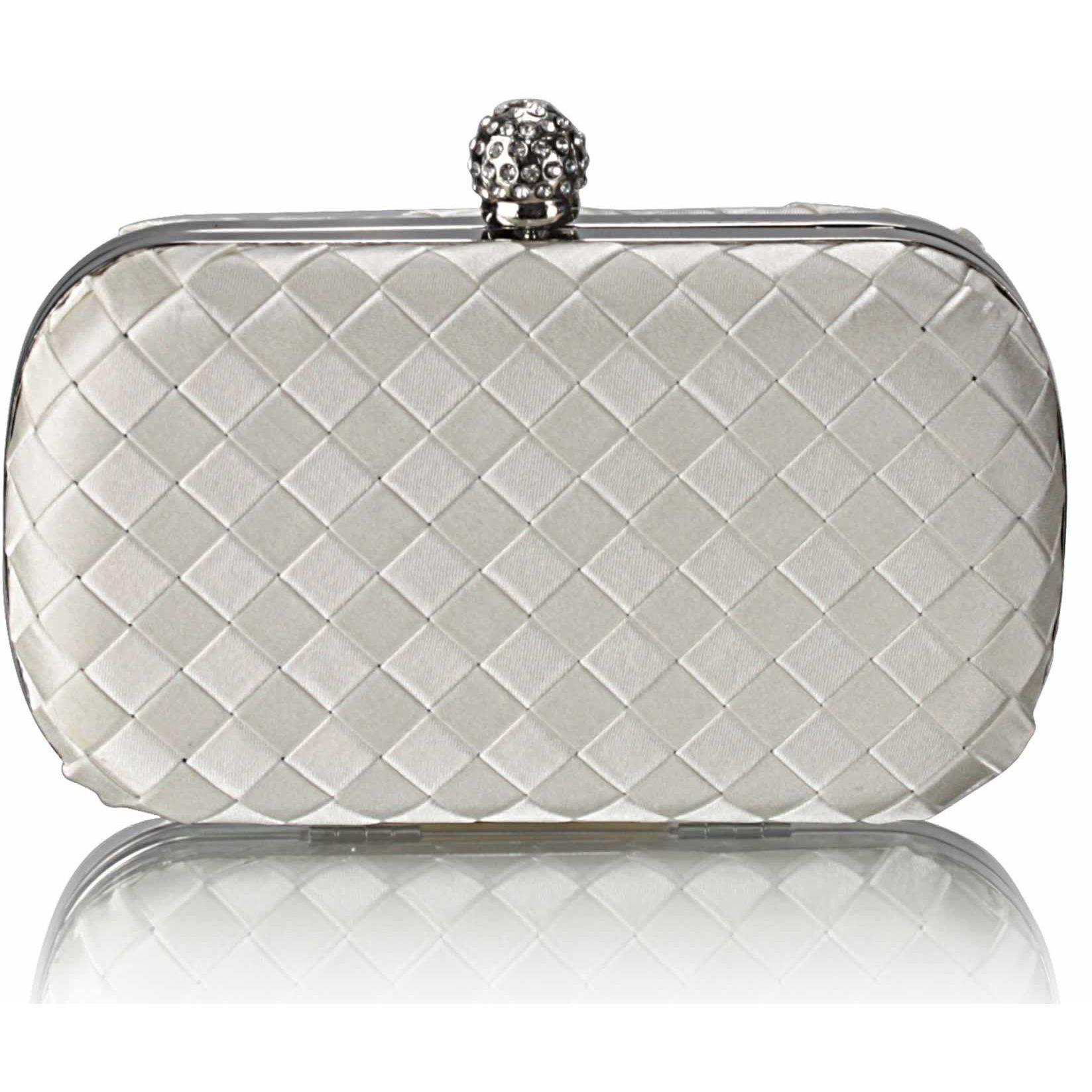 Dámska listová kabelka LS Fashion Sophie - ivory