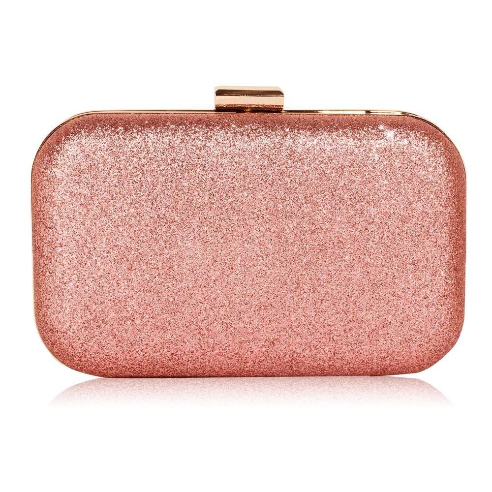 Dámska listová kabelka LS Fashion Chantelle - ružová
