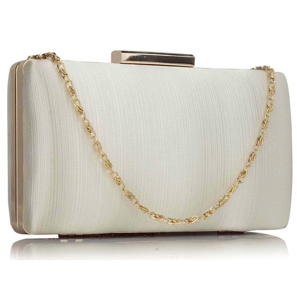 Dámska listová kabelka LS Fashion Holly - ivory