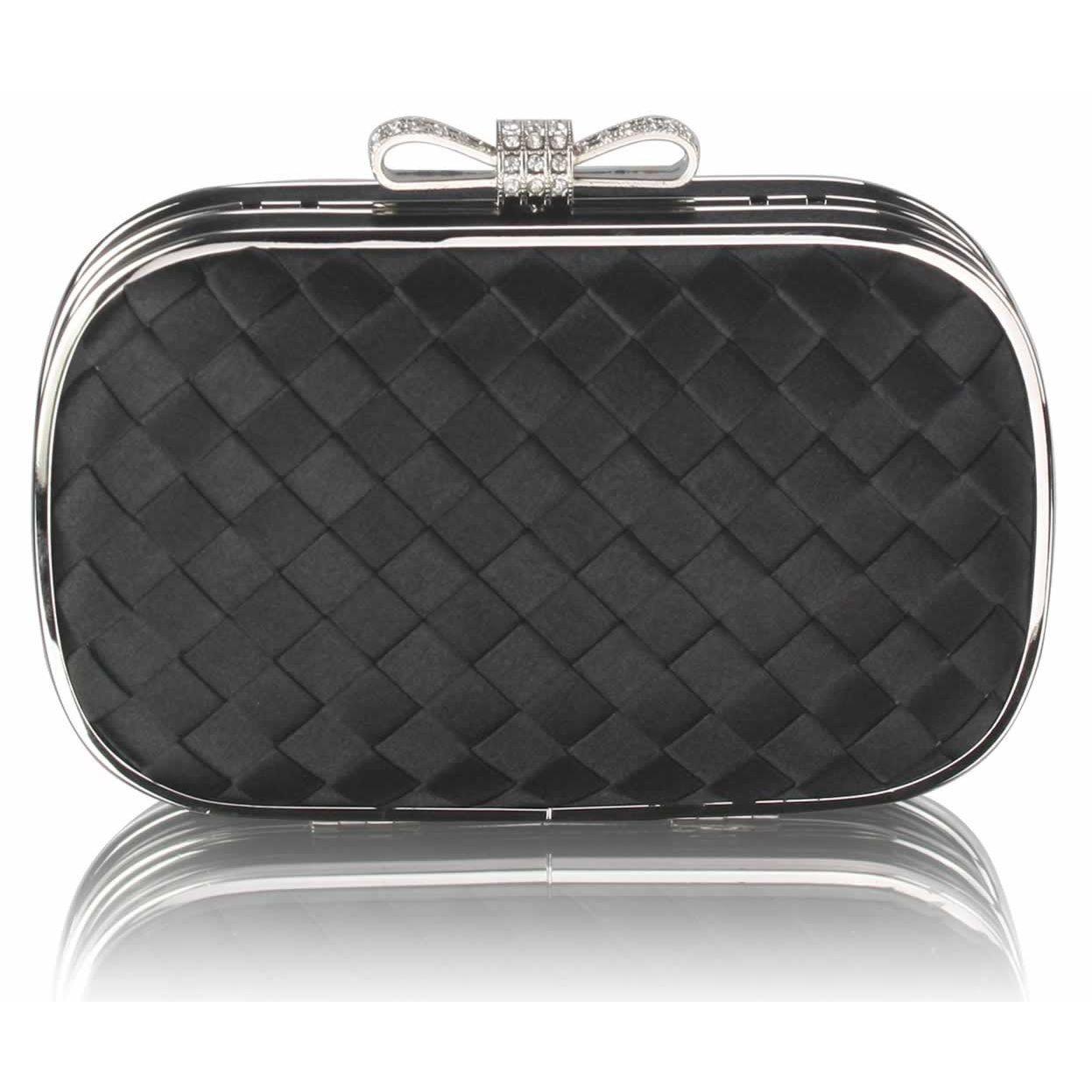 Dámska listová kabelka LS Fashion Samantha - čierna