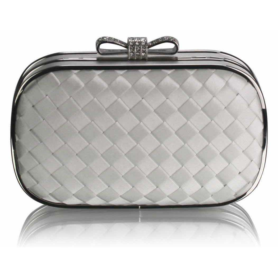 Dámska listová kabelka LS Fashion Samantha - ivory