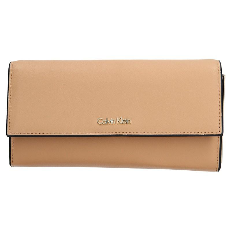 Dámska kožená peňaženka Calvin Klein Apolen.