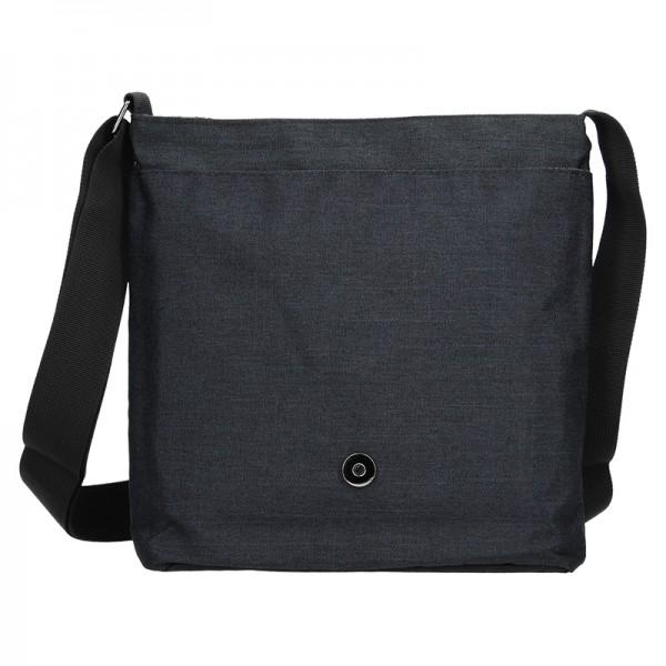 Pánska taška cez rameno Enrico Benetti Eric - čierna