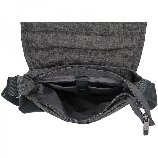 Pánska taška cez rameno Enrico Benetti Eric - šedá