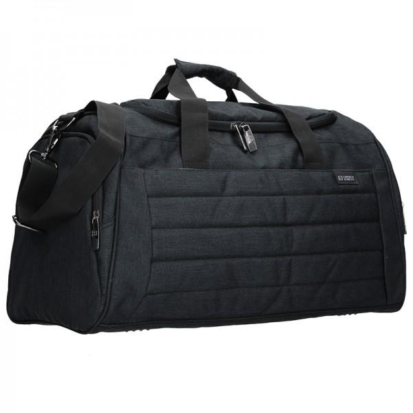 Cestovná taška Enrico Benetti Edgar - čierna