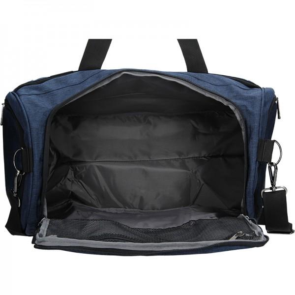 Cestovná taška Enrico Benetti Edgar - modrá