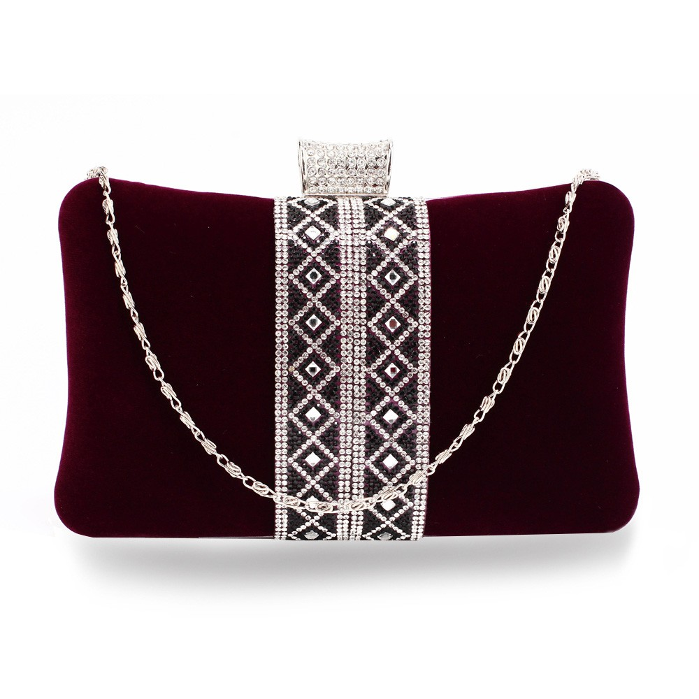 Dámska listová kabelka LS Fashion Gemma - fialová