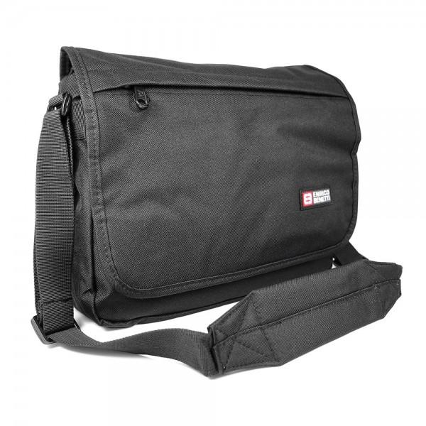 Pánska taška cez rameno Enrico Benetti 54296 - čierna