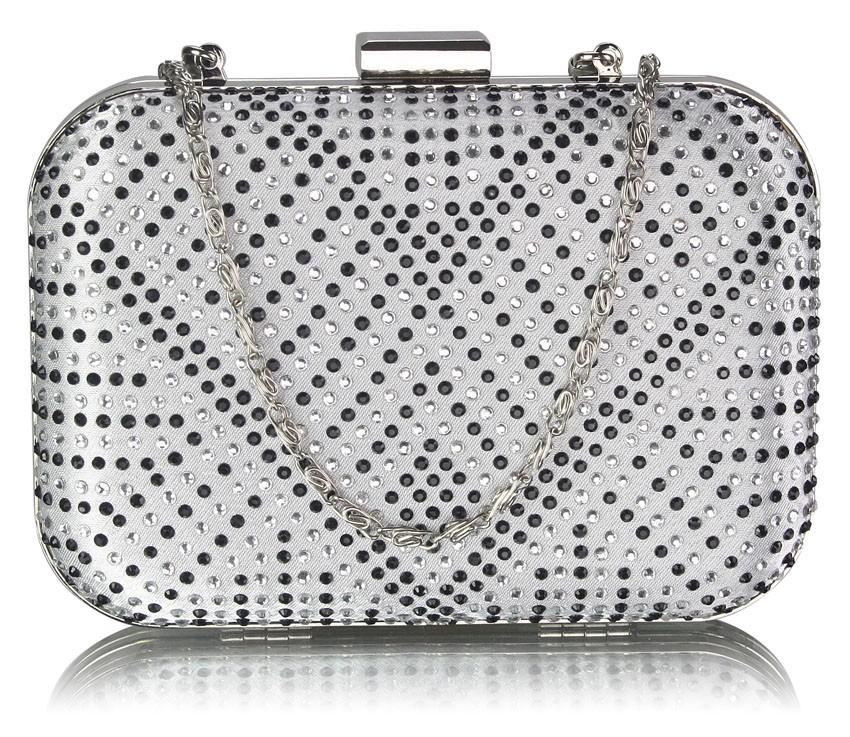 Dámska listová kabelka LS Fashion Ella - ivory