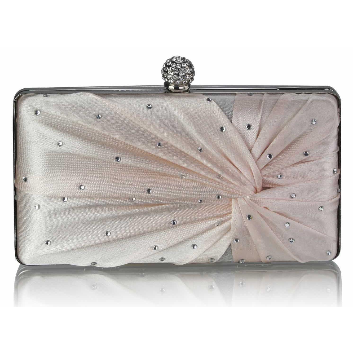 Dámska listová kabelka LS Fashion Sky - nude