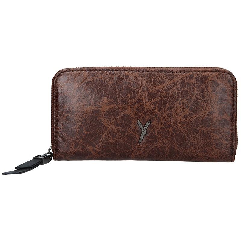 Dámska peňaženka Suri Frey Agata - hnedá