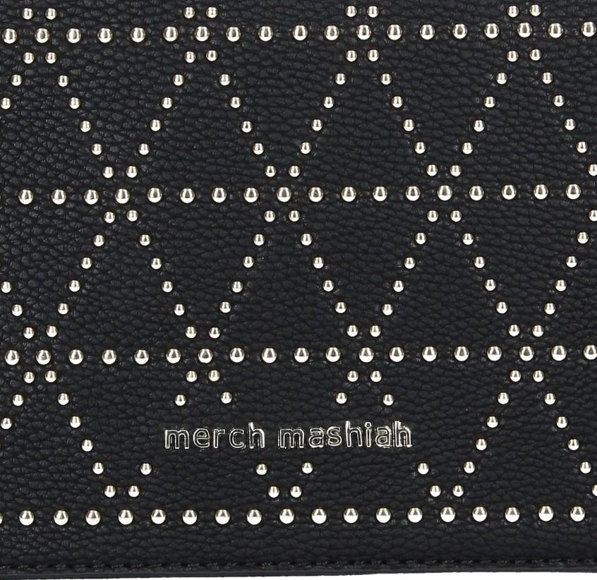 Dámska crossbody kabelka Merch Mashiah Stela - čierna.