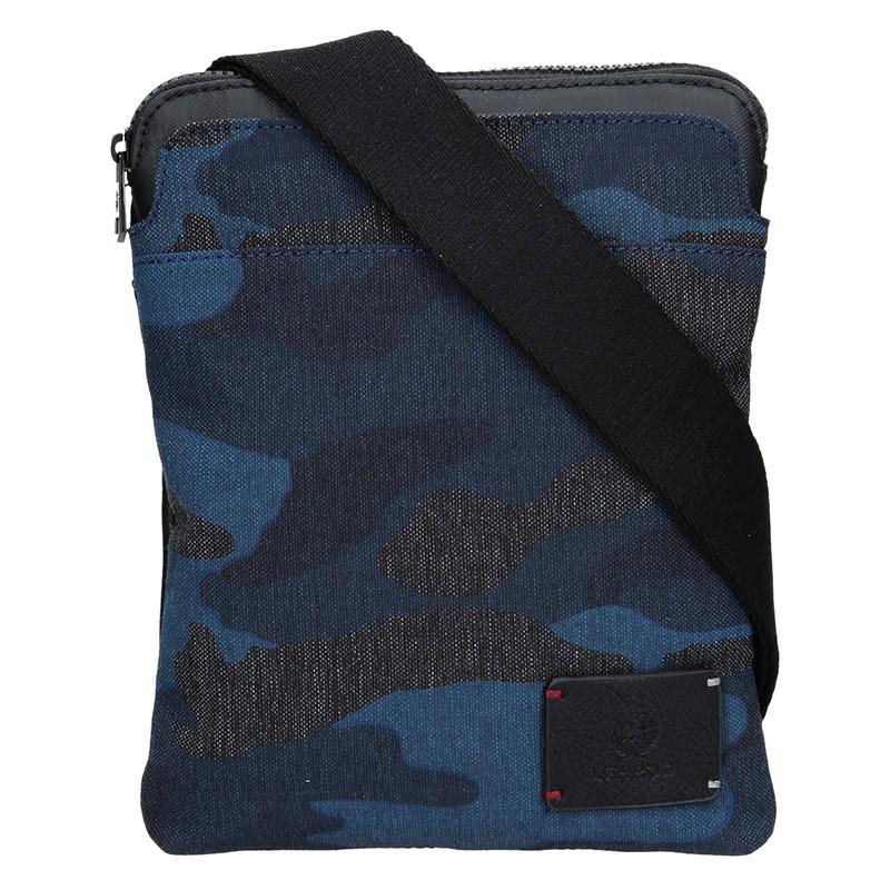 Pánska taška cez rameno Lerros Porter - modrá