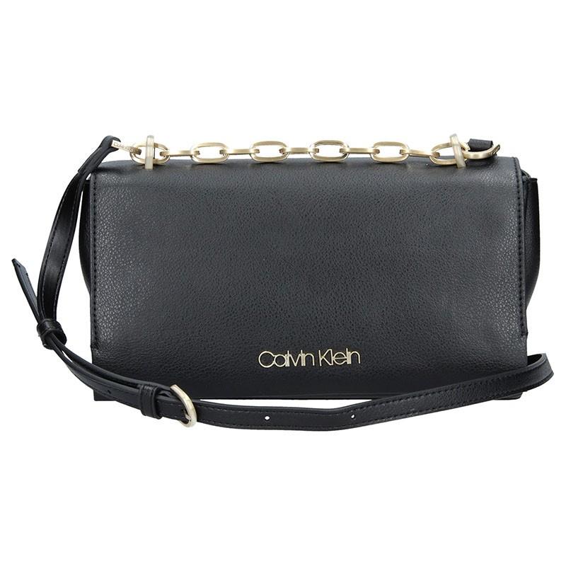Dámska crossbody kabelka Calvin Klein Romana - čierna