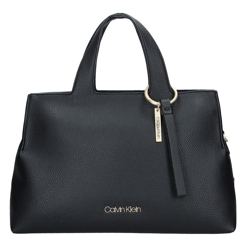 Dámska kabelka Calvin Klein Neame - čierna