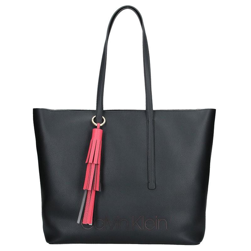 Dámska kabelka Calvin Klein Ambra - čierna