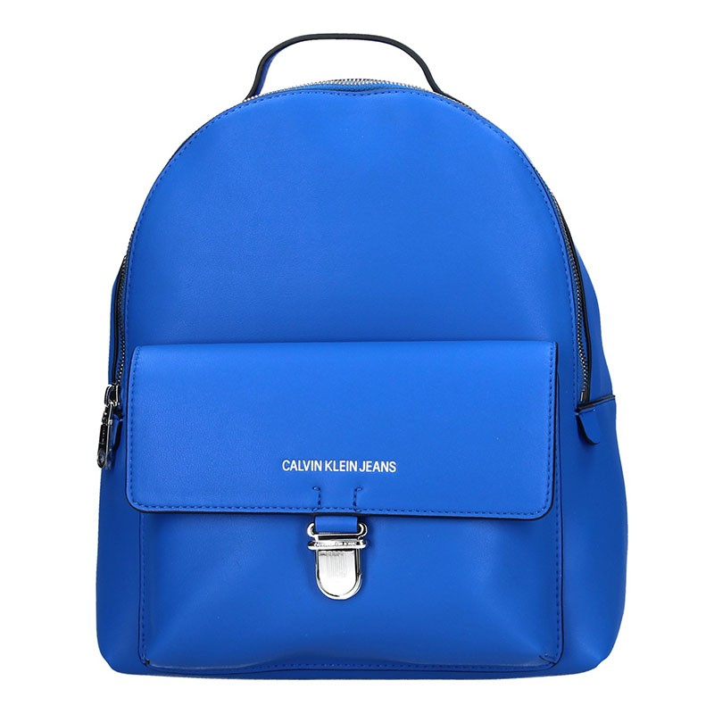 Dámsky batoh Calvin Klein Jeans Milla - modrá