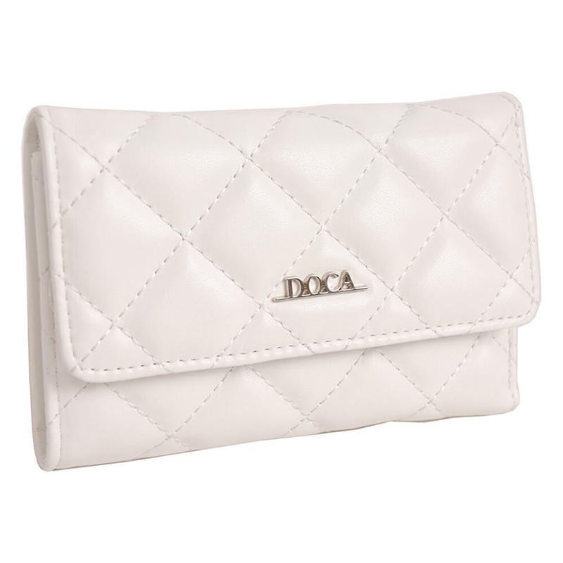 Dámska peňaženka Doca 65011 - biela
