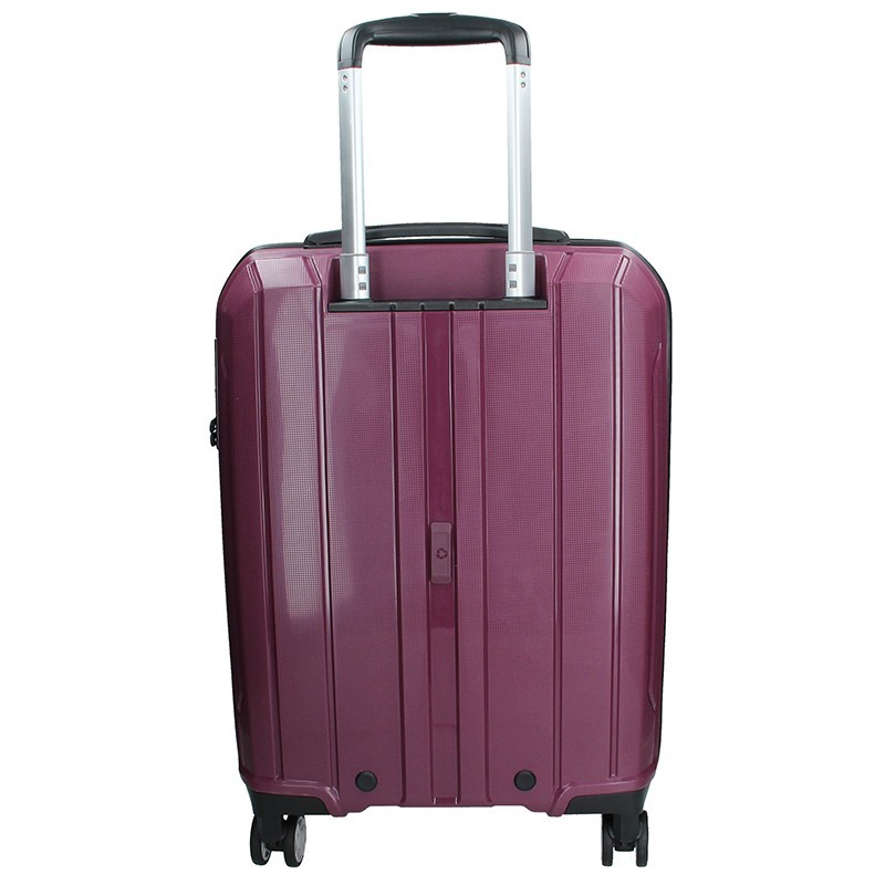 Cestovní kufr Enrico Benetti 18012 - vínová