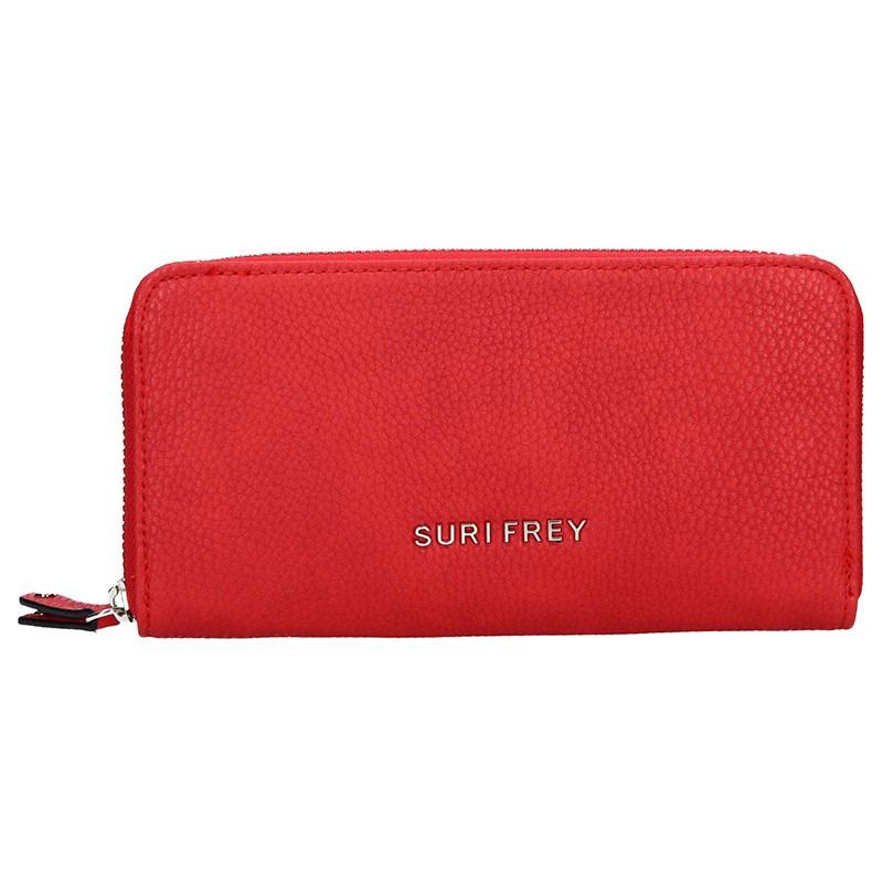 Dámska peňaženka Suri Frey Martina - červená