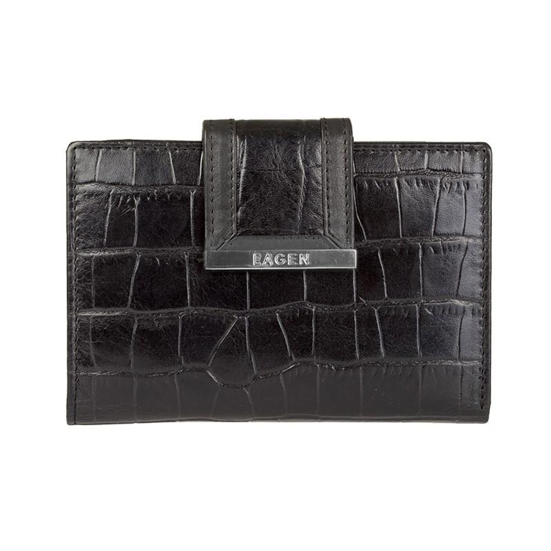 Dámska peňaženka Lagen Tinna - čierna