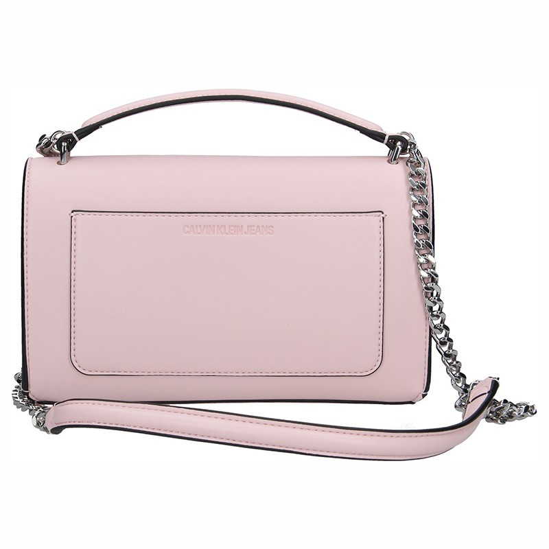Dámská crossbody kabelka Calvin Klein Amalia - růžová