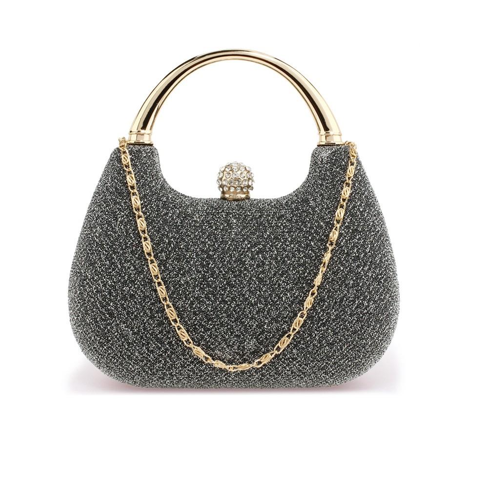 Dámska listová kabelka LS Fashion Kirsten - šedá
