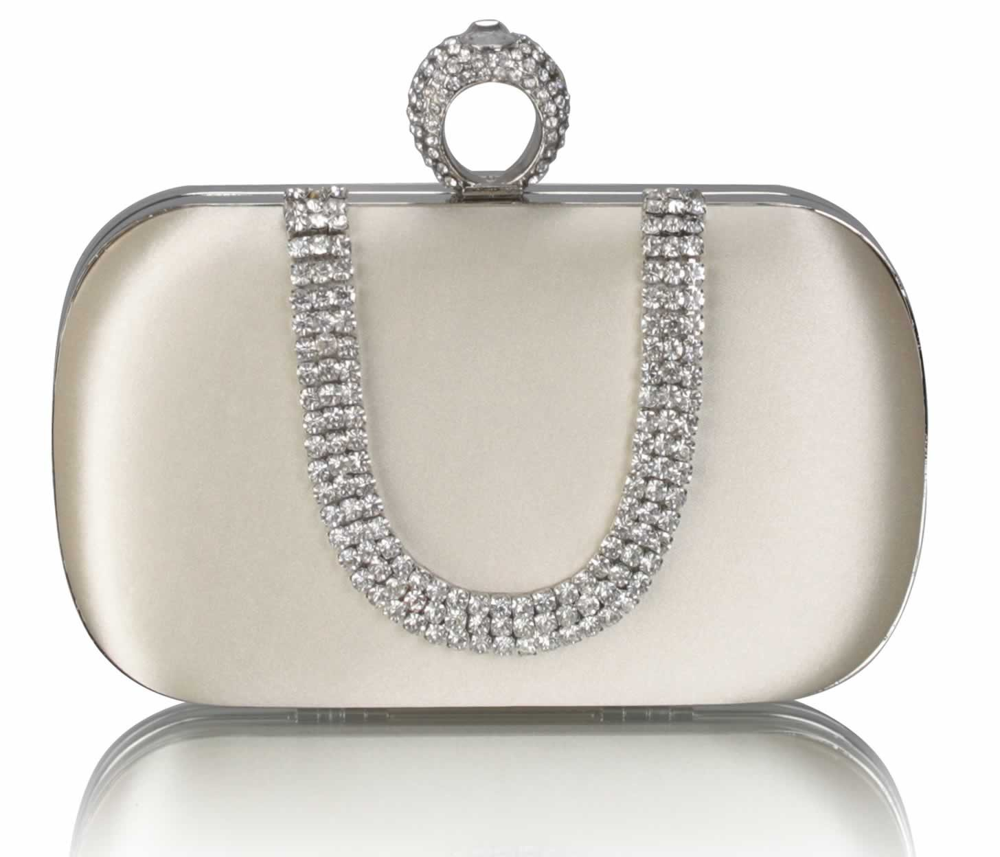 Dámska listová kabelka LS Fashion Mina - ivory