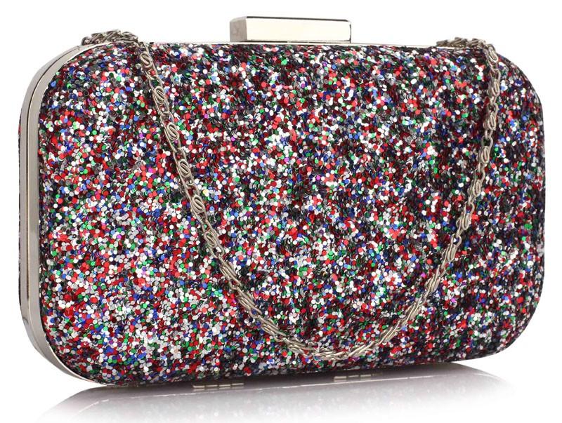 Dámska listová kabelka LS Fashion Nyla - multi