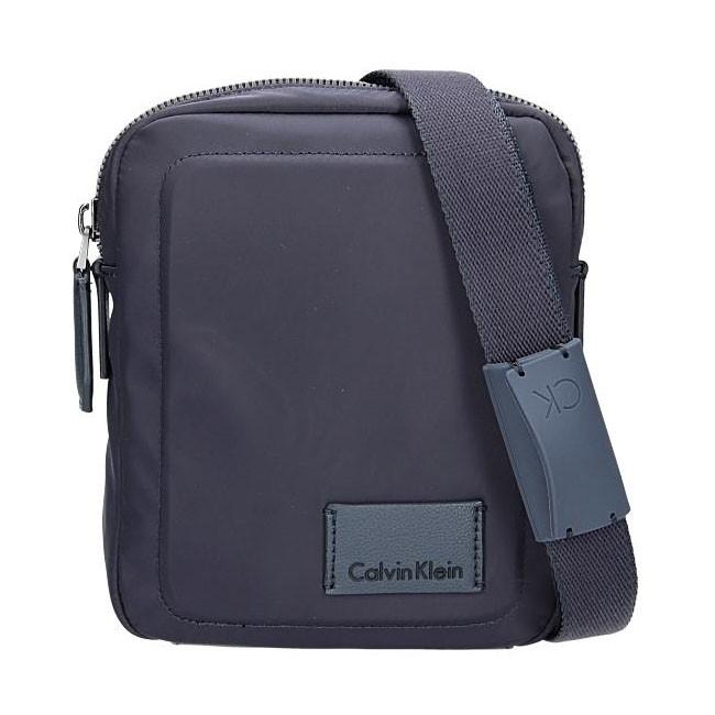 Pánska taška cez rameno Calvin Klein Ermin - modrá
