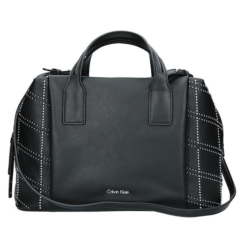Dámska kabelka Calvin Klein Vilma - čierna