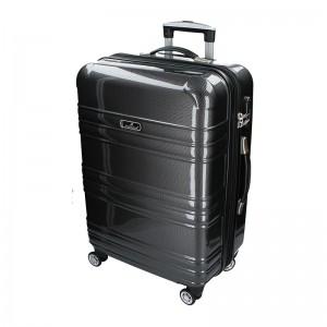 Cestovný kufor Madisson Monaco L - čierna