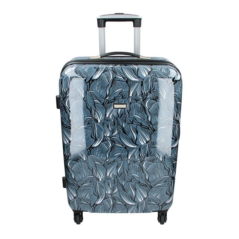 Cestovný kufor Madisson Nice M - tmavo modrá 83l