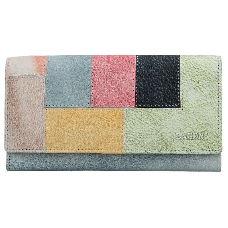 Dámska kožená peňaženka Lagen Maxima