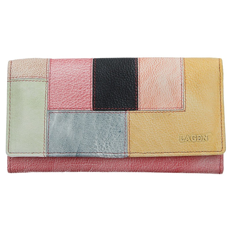 Dámska kožená peňaženka Lagen Tereza