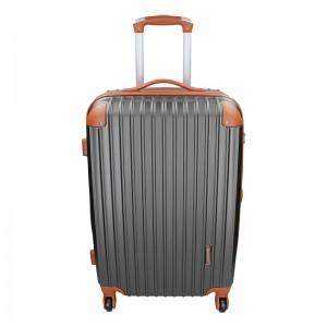 Cestovný kufor Madisson Alena M - béžovo-hnedá