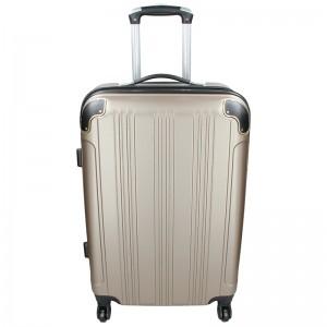 Cestovný kufor Madisson Michaela L - zlatá