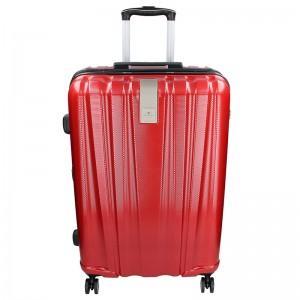 Cestovný kufor Snowball Lada L - tmavo červená