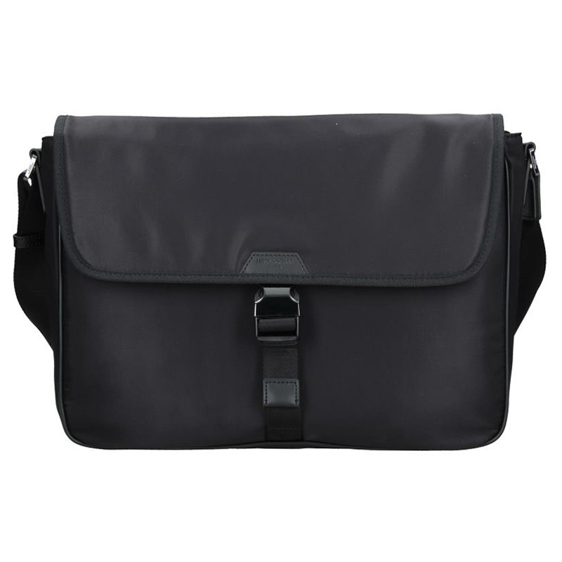 Pánska taška cez rameno Hexagona Quido - čierna