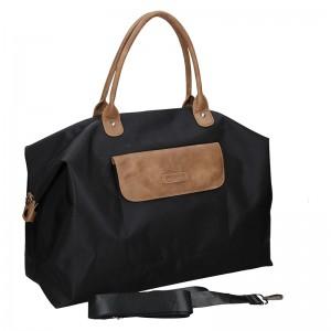 Dámska cestovná taška Enrico Benetti Teresa - čierna