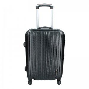 Palubný cestovný kufor Madisson Bilbao - čierna
