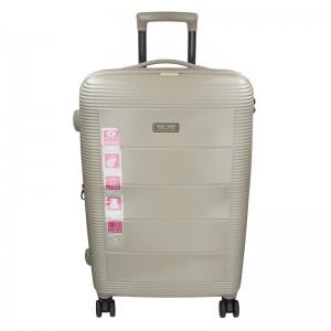 Sada 3 cestovných kufrov Snowball Mocca S, M, L