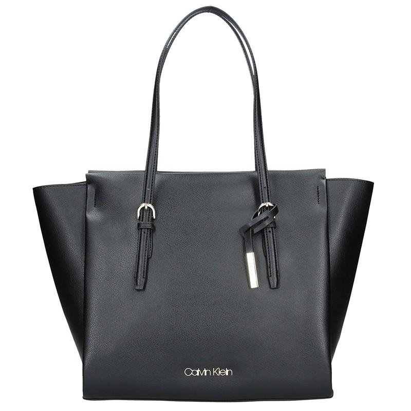 Dámska kabelka Calvin Klein Amanda - čierna