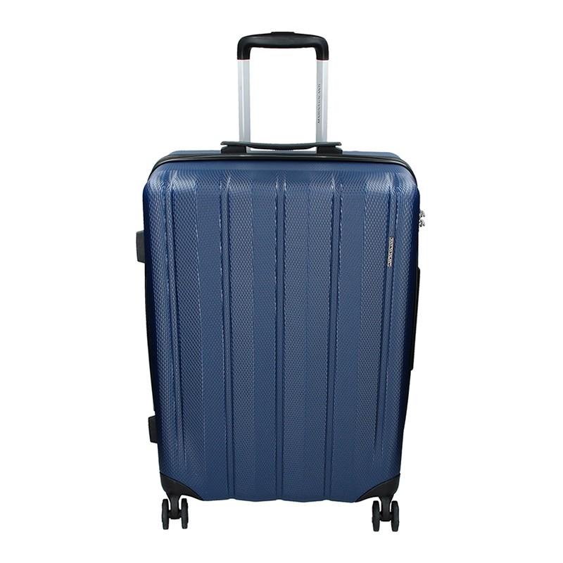 Cestovný kufor Marina Galanti Nova M - modrá 70l