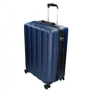 Cestovný kufor Marina Galant Nova M - modrá