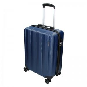 Cestovný kufor Marina Galanti Nova S - zlatá