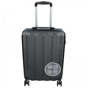 Cestovný kufor Marina Galanti Nova S - čierná